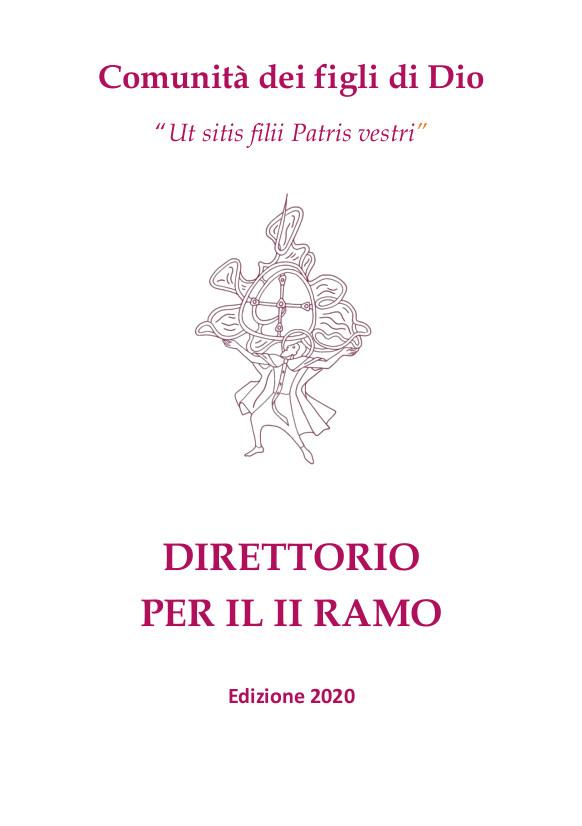 Direttori II e III Ramo - edizione 2020